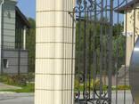 Колонна бетонная для забора Политеп высота 2,3м - фото 6