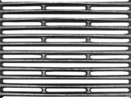 Колосниковые решетки чугунные 1100х273 мм