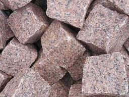Колота гранітна бруківка лізник