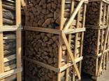 Колотые дрова (дуб, граб, ясень) - фото 2