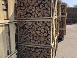 Колотые дрова (дуб, граб, ясень) - фото 3