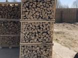 Колотые дрова (дуб, граб, ясень) - фото 4