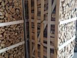 Колотые дрова из ясеня - фото 1
