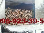 Колотые дубовые, ясень, акация брикеты с доставкой выгрузкой - фото 1