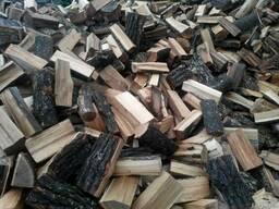 Колотые/рубленые дрова Сумы. Тв.породы.самосвал. 8с/м 4000гр