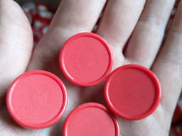Колпачки (крышки) пластиковые для пенициллиновых флаконов