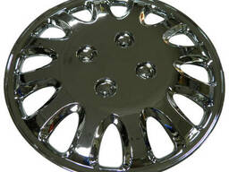 Колпак колесный King 80-203 (хром) R13