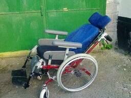 Коляска для инвалидов, инвалидная коляска Rehab
