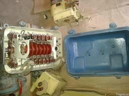 Командоконтроллеры тип КВ ремонт