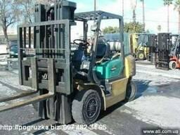 Komatsu FG40ZT-8 газ/бензин, для разгрузки вагонов и контейн