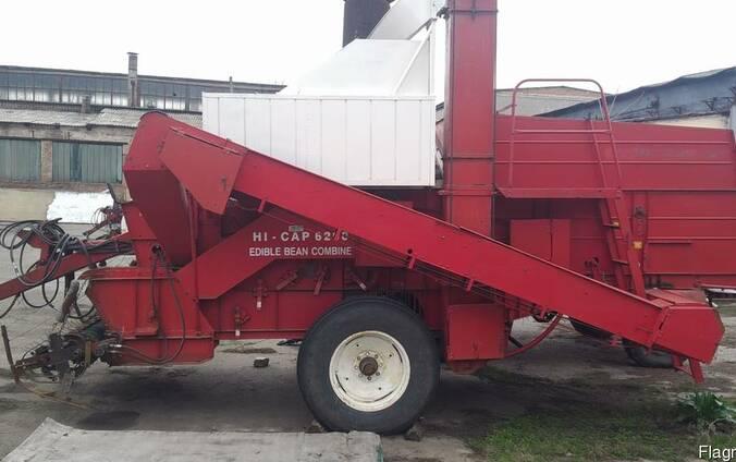 Комбайн для уборки фасоли Lilliston 6200 США