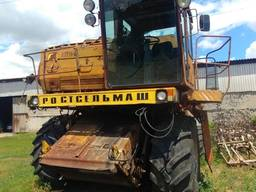 Комбайн ДОН-1500, Комбайн. Зерноуборочная техника. Жатка