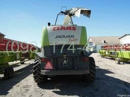 Комбайн кормоуборочный Claas Jaguar 870 (Клаас Ягуар 870) - фото 3