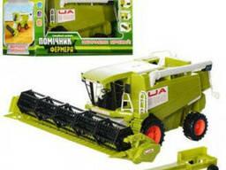 Комбайн LimoToy Помощник фермера (0342 U/R)