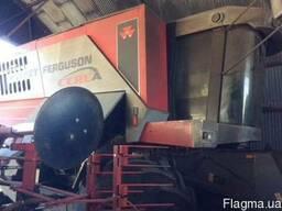 Комбайн Massey Ferguson 7274
