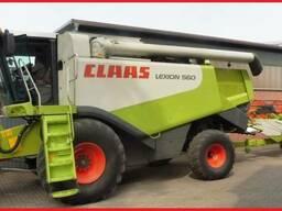 Комбайн Сlaas Lexion 560 зерноуборочный