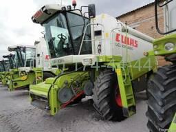 Комбайн зерноуборочный Claas Lexion 480 (Клас Лексион 480)