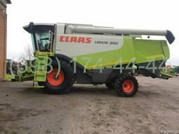 Комбайн зерноуборочный Claas Lexion 550 (Клас Лексион 550)