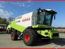 Комбайн зерноуборочный Claas Lexion 600