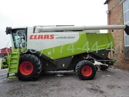 Комбайн зерноуборочный Claas Lexion 600 (Клас Лексион 600)