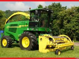 Комбайн зерноуборочный John Deere 7450i 4WD