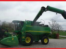 Комбайн зерноуборочный John Deere 9880i STS Green Star