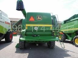 Комбайн зерноуборочный John Deere Т660i (Джон Дир Т660i) - фото 4
