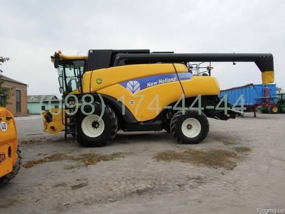 Комбайн зерноуборочный New Holland 9080 CR (Нью Холланд)