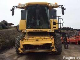 Комбайн зерноуборочный New Holland CX 880 SL - фото 2