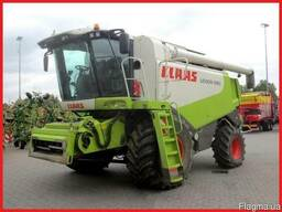 Комбайн зернозбиральний Сlaas Lexion 580