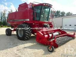 Комбайн зерновой CASE 1660 из США - фото 2