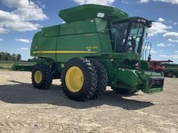 Комбайн зерновой Джон Дир John Deere 9670 STS из США