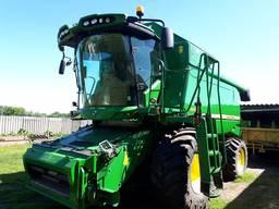 Комбайн зерновой John Deere T660