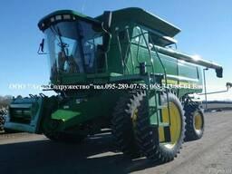 Комбайн зерновой роторный Джон ДирJohn Deere 9760 STS из США