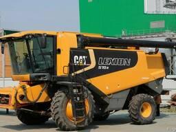 Комбайн зернозбиральний CAT Claas Lexion 570 R, 2005