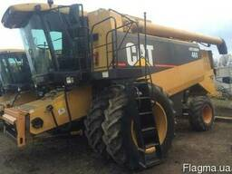 Комбайн зернозбиральний Cat Lexion 460