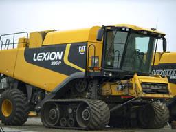 Комбайн зернозбиральний Claas CAT Lexion 595R