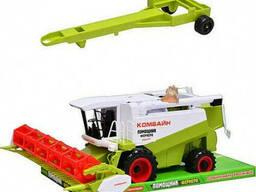 Комбайн ZZ Toys U/R инерционный (M 1106 U/R)