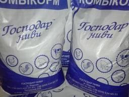 Комбикорм ТМ Господар Ниви Бройлер рост финиш Николаев и обл