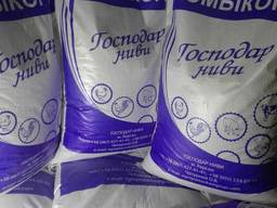 Комбикорм ТМ Господар Ниви Утки Гуси Цыплята рост Николаев