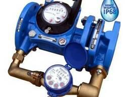 Комбинированные счетчики воды со степенью защиты IP68