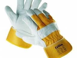 Комбіновані робочі рукавички EIDER.