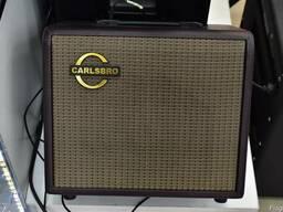 Комбоусилитель для акустической гитары carlsbro sherwood 30