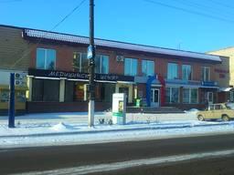 Коммерческое помещение 480 м2 центр фасад г. Волчанск