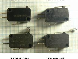 Коммутационные изделия МП7 и ещё 40 видов отечественные и импортные
