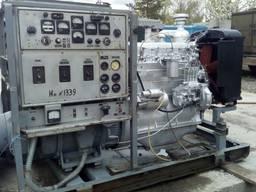 Коммутация военного генератора 20 кВт ДГС - 82 с 220В на 380В