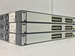 Коммутатор Cisco Catalyst WS-C3750-24PS-S(POE) | Гарантия |