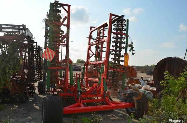 Компактор Unia Atlas 8 метров 2011 год