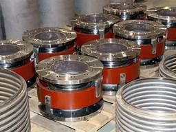 Компенсаторы сильфонные для тепловых сетей