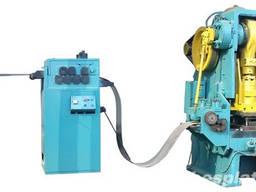 Комплекс обладнання для виготовлення прямих підвісів універсальних.
